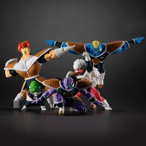 Dragon Ball Z - Ginyu TokuSentai Set - Bandai Premium Limited Edition [HG]