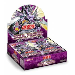 Yu-Gi-Oh! OCG Duel Monsters - SOUL FUSION 30Pack BOX