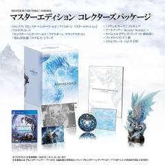 Monster Hunter World: IceBorne Master Edition Collector's Package [PS4]