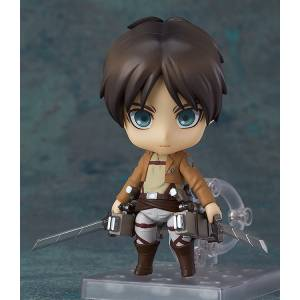 Attack on Titan / Shingeki no Kyojin - Eren Yeager Reissue [Nendoroid 375]