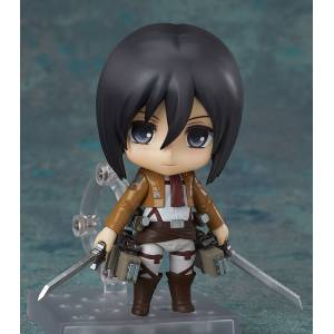 Attack on Titan / Shingeki no Kyojin - Mikasa Ackerman Reissue [Nendoroid 365]
