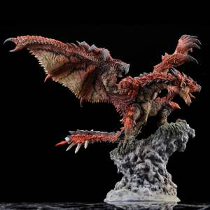 Monster Hunter - Fire Wyvern Rathalos Fukkoku Edition Reissue [Capcom Figure Builder Creator's Model]