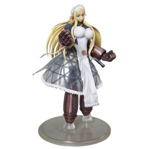 Queen's Blade Rebellion - P-4 Alchemical Maiden of Steel Vante [Excellent Model CORE]