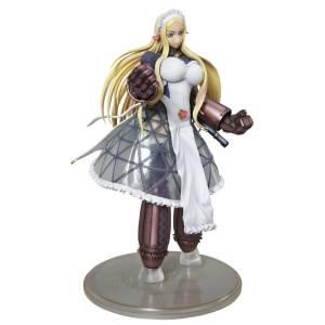 Queen's Blade Rebellion - P-4 Alchemical Maiden of Steel Vante [Excellent Model CORE]