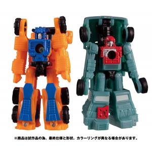 Transformers SIEGE SG-33 Powertrain & Highjump [Takara Tomy]