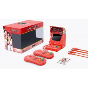 Neo Geo Mini Samurai Shodown Limited Set Nakoruru Ver. [SNK - Brand new]