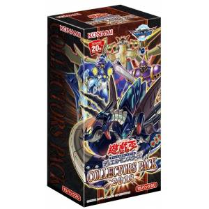 Yu-Gi-Oh! OCG Duel Monsters COLLECTORS PACK 2018 15Pack BOX