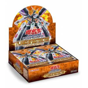 Yu-Gi-Oh OCG Duel Monsters - FLAMES OF DESTRUCTION 30Pack BOX