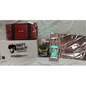 GUILTY GEAR 20th ANNIVERSARY PACK LIMITED EDITION 3D Crystal Set Limited Edition (Multi Language) [Switch]
