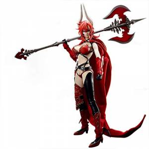 The 7 Deadly Sins - Satan Seamless Action Figure [Toyseiiki]
