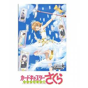 Weiss Schwarz Booster Pack Cardcaptor Sakura: Clear Card 16Pack BOX