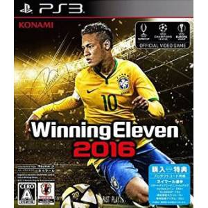 Winning Eleven 2016 / PES 2016 [PS3 - Used Good Condition]