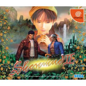 Shenmue II [DC - Used Good Condition]