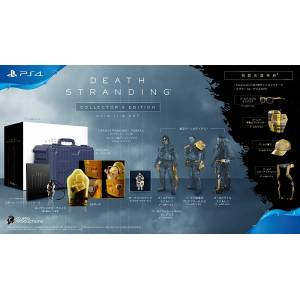 DEATH STRANDING - Collector's Edition [PS4]