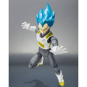 Dragon Ball Super - Super Saiyan God Bejita / Vegeta [SH Figuarts] [Used]