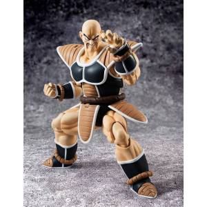 FREE SHIPPING - Dragon Ball Z - Nappa (Limited Edition) [SH Figuarts]