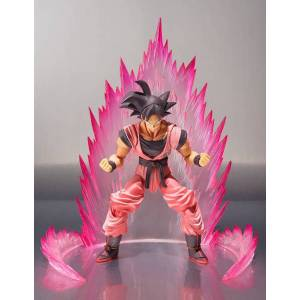 Dragon Ball Z - Son Goku Kaiohken Ver. 10th Anniversary World Tour Limited Edition [SH Figuarts] [Used]