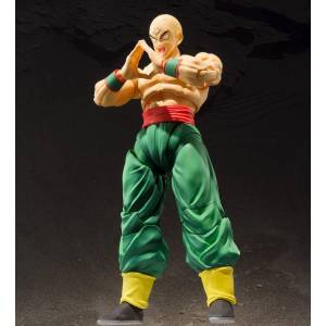Dragon Ball Z - Tenshinhan & Chaozu (Limited Edition) [SH Figuarts] [Used]