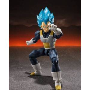 Dragon Ball Super Broly - Vegeta SSGSS / Super Saiyan Blue (Limited Edition) [SH Figuarts]