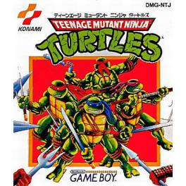 Buy Teenage Mutant Ninja Turtles Used Good Condition Game Boy Japanese Import Nin Nin Game Com