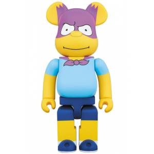 BE@RBRICK / BEARBRICK 1000% Bart Man - The Simpsons [Medicom Toy]