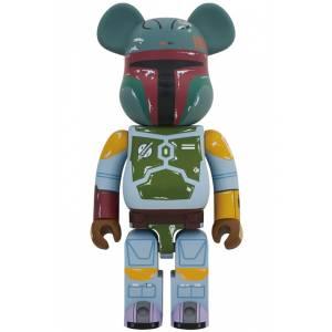 BE@RBRICK / Bearbrick 1000% BOBA FETT First Appearance Ver. - STAR WARS [Medicom Toy]