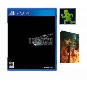 Final Fantasy VII Remake - Standard Edition Square Enix e-STORE Limited Set [PS4]