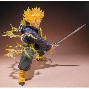 Dragon Ball Kai - Super Saiyan Trunks (Limited Edition) [Figuarts ZERO]