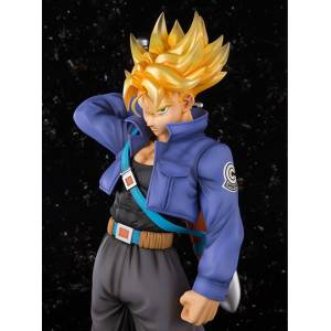 Dragon Ball Z - Super Saiyan Trunks (Limited Edition) [Figuarts ZERO EX] [Used]