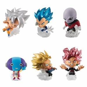 Dragon Ball Chou Senshi Figure 12 Pack BOX [Bandai]