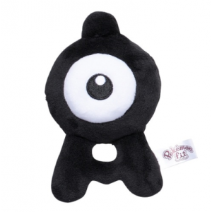 Plush Pokémon fit Unown A Pokemon Center Limited [Goods]