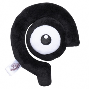 Plush Pokémon fit Unown C Pokemon Center Limited [Goods]