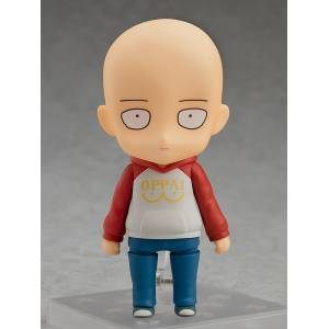 ONE PUNCH MAN - Saitama: OPPAI Hoodie Ver. Limited Edition [Nendoroid 1081]