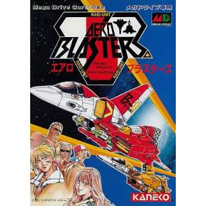 Aero Blasters / Air Buster [MD - Used Good Condition]