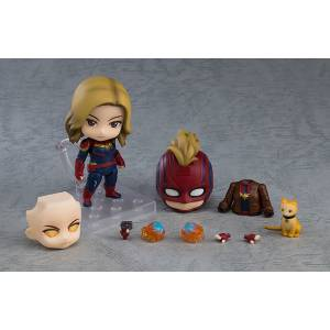 Captain Marvel Hero's Edition DX Ver. [Nendoroid 1154-DX]