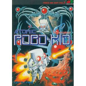 Atomic Robo-Kid [MD - Used Good Condition]