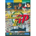 Ayrton Senna's Super Monaco GP II [MD - Used Good Condition]
