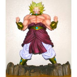 Dragon Ball Kai - Saikyou Rival Part. - Broly Last One Price - Ichiban Kuji [Banpresto] [Used]