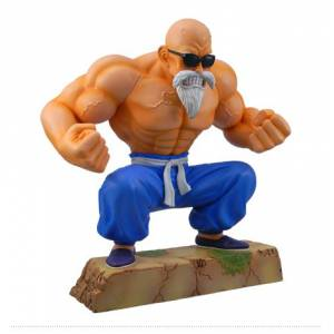 Dragon Ball Makafushigi Adventure - Kame Sennin A Price - Ichiban Kuji [Banpresto] [Used]