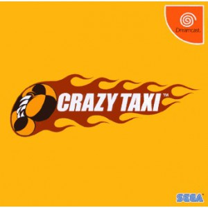 Crazy Taxi [DC - Used Good Condition]