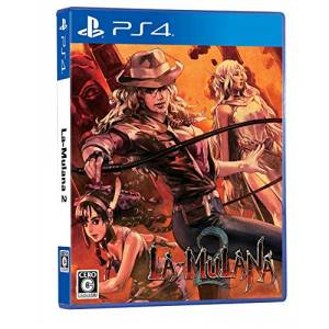 LA-MULANA 2 - no bonus [PS4]