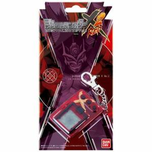 Digital Monster X Ver. 2 / Digimon X Ver. 2 - Red Ver. Limited Edition [Bandai]