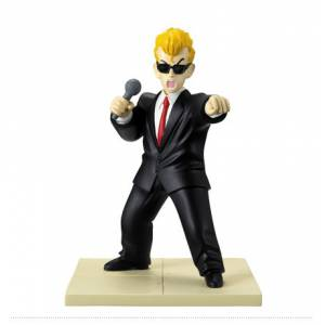 Dragon Ball Makafushigi Adventure - Tenkaichi Memo Stand - Budokai MC F Price - Ichiban Kuji [Banpresto] [Used]