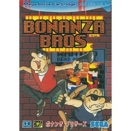 Bonanza Bros [MD - Used Good Condition]