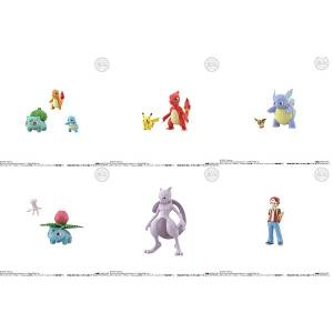 Pokemon Scale World Kanto 10 Pack BOX [Bandai]