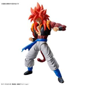 Dragon Ball GT - Super Saiyan 4 Gogeta Plastic Model [Figure-rise Standard / Bandai]