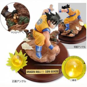 Dragon Ball Selection vol.2 - Kaioh Ken Son Goku [Shueisha] [Used]