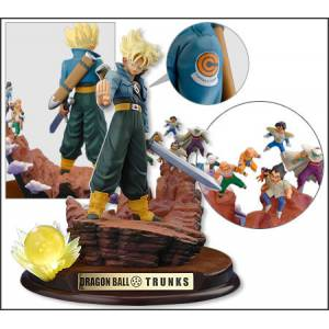 Dragon Ball Selection vol.6 - Trunks [Shueisha] [Used]