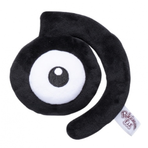 Plush Pokémon fit Unown D Pokemon Center Limited [Goods]