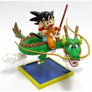 Dragon Ball Museum Collection 1 - Goku & Shenron [Banpresto]